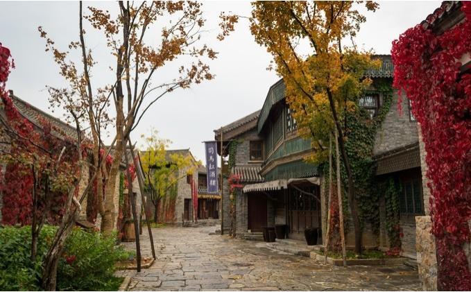 旅游特色小镇之古北水镇案例